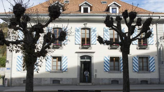 Gemeindehaus von Bex