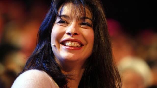 "Noemi Nadelmann 2007 als Jurorin in der Sendung ""Music Star"""