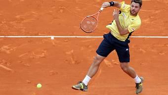 Stanislas Wawrinka steht in Monte Carlo im Halbfinal