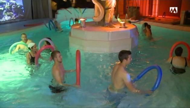 «Schweiz.bewegt»: Wassergymnastik im Recherswiler Erotik-Tempel Freubad
