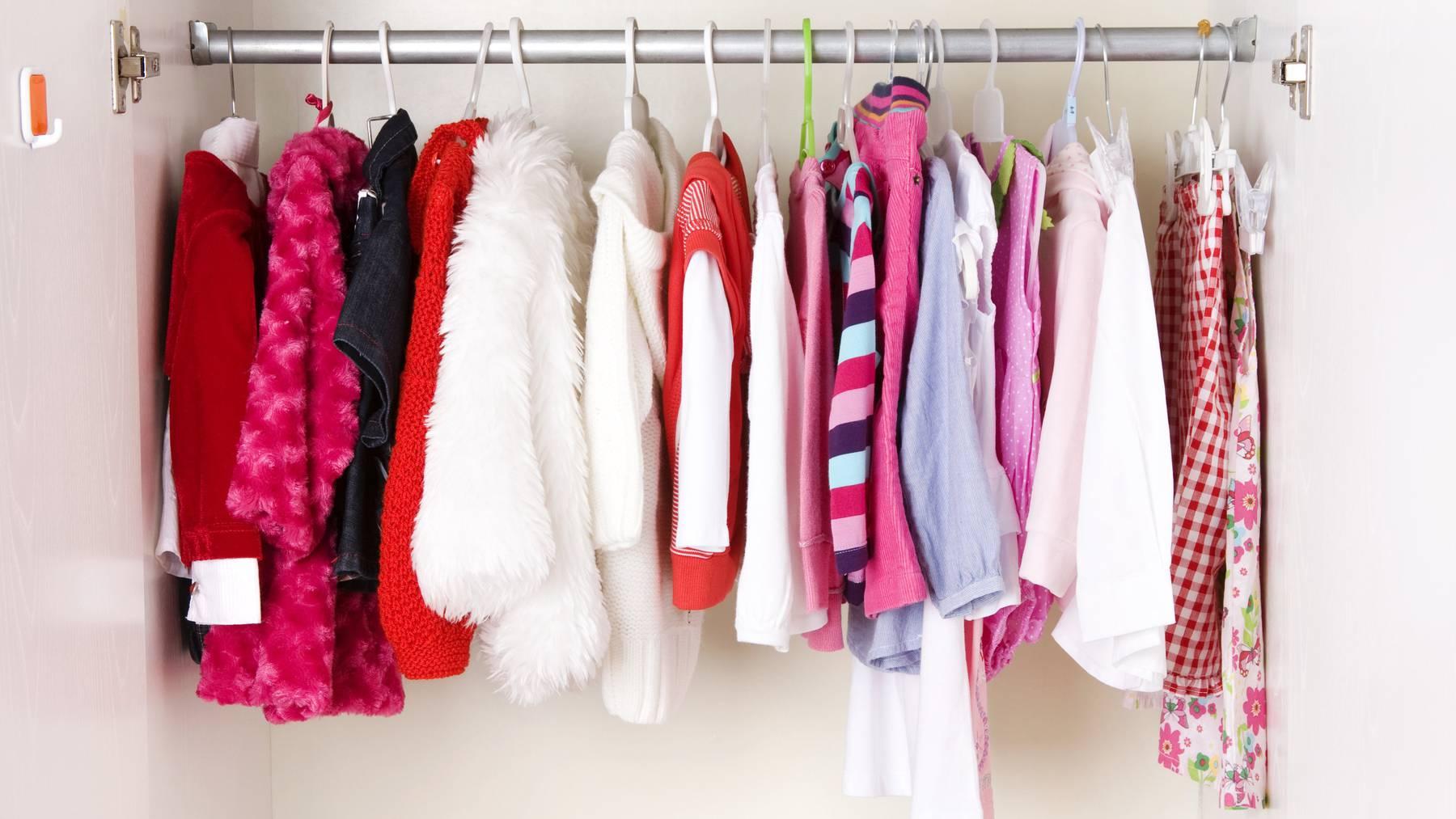 (Symbolbild) Kinderkleider aus St.Galler Geschäft gestohlen.