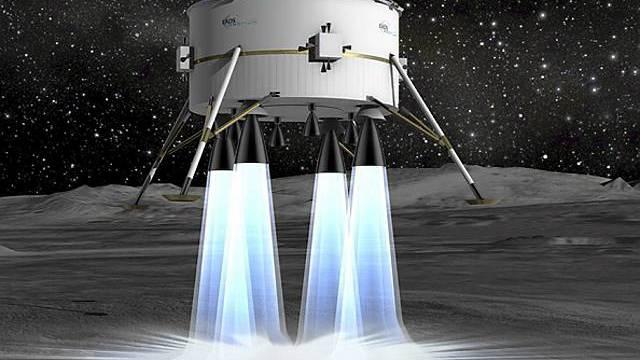 Deutschland prüft Mond-Mission