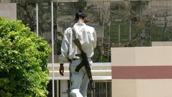 Der Nahostkonflikt zwang das Casino Oasis in Jericho zur Schliessung.