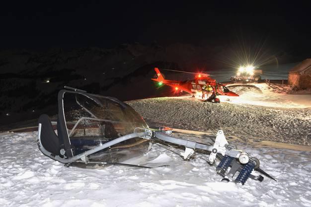 Der Unfall hat sich gegen 22 Uhr in der Nacht auf den 7. Februar während einer Sonderfahrt ereignet.