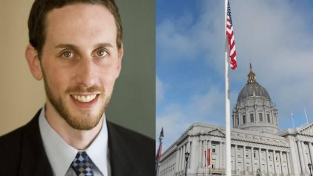 Scott Wiener ist City Supervisor von San Francisco / Office of Supervisor Scott Wiener, Benjamin Weinmann
