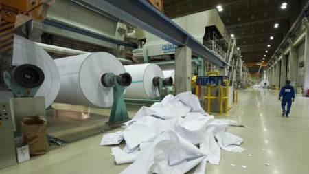 Die Papierfabrik Biberist würde nächstes Jahr 150-jährig. Jetzt soll sie geschlossen werden.