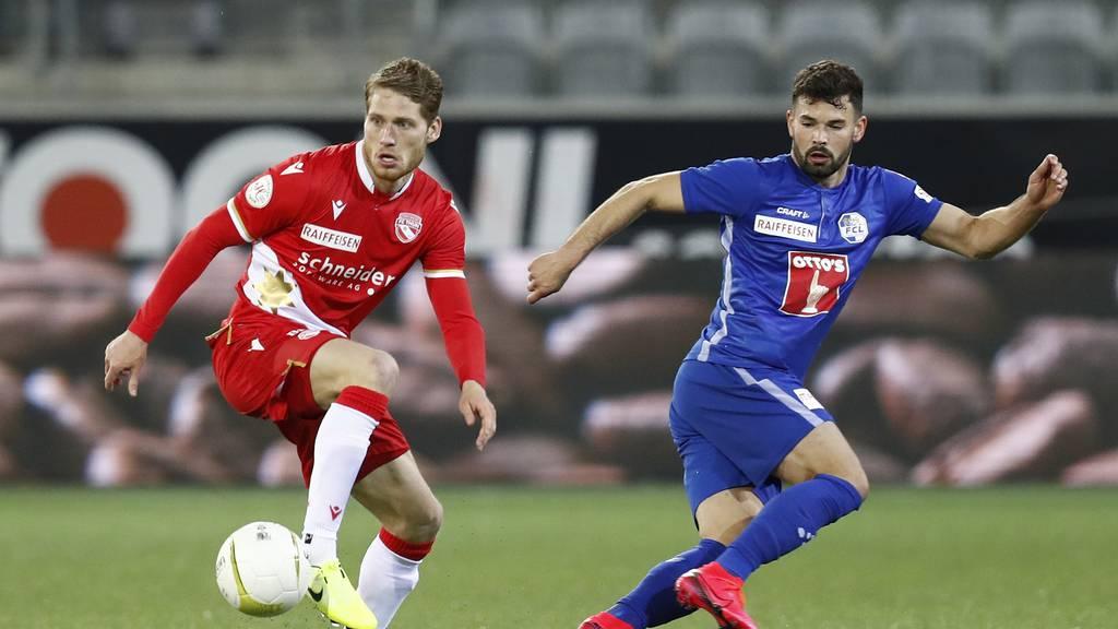 Schwieriger Cupstart für FC Luzern