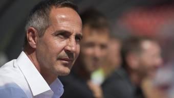 Unter Trainer Adi Hütter soll YB im Cup wieder einmal vorankommen