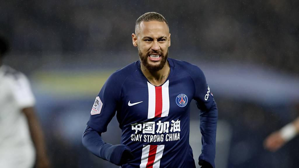 Neymar weist Verstoss gegen Corona-Restriktionen zurück