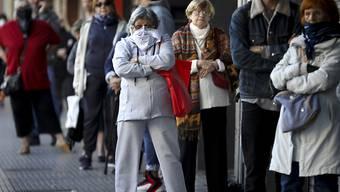 Das von einer schweren Wirtschaftskrise gebeutelte Argentinien will Staatsschulden später zurückzahlen. (Symbolbild)