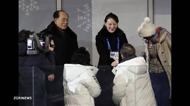 Annäherung zwischen Nord- und Südkorea?