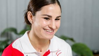 Aargauer Sportlerin des Jahres: Elena Quirici