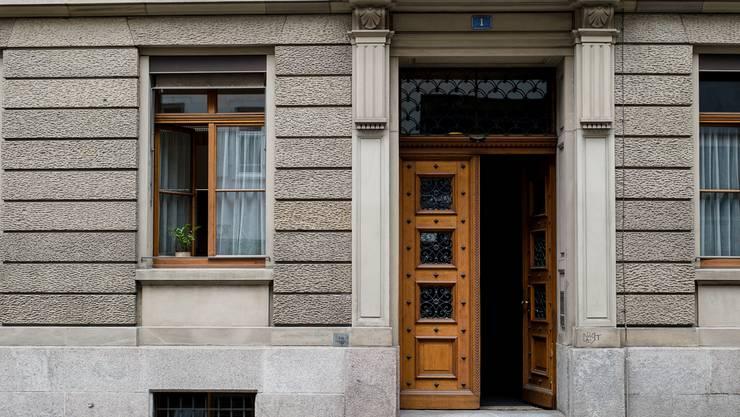 Die Anwaltsprüfungen finden im Appellationsgericht an der Bäumleingasse 1 statt.