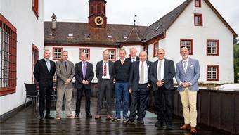 Ob diese Herren weiterhin Gemeinderat oder Ammann sein werden, wird sich in etwa einem Jahr zeigen.