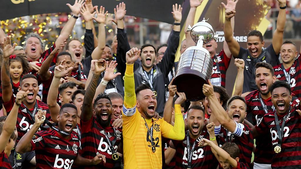 Flamengo gewinnt dramatischen Copa-Libertadores-Final