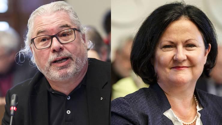 Beat Loosli und Marianne Meister sind nicht mehr Kantonsräte.