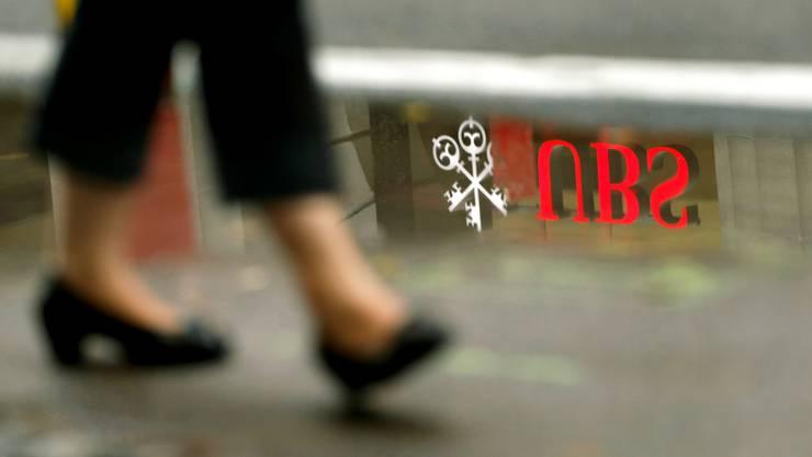 Datenverlust bei der UBS: Kunden haben die Bank darauf aufmerksam gemacht.