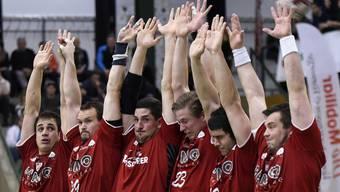 HSC Suhr Aarau, BSV Muri Bern, Handball, NLA