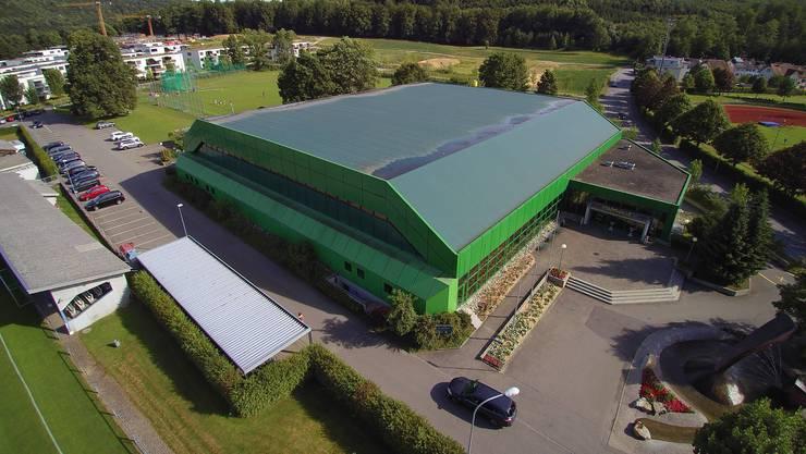 Die Stadthalle wird schon heute für den schulischen Sportunterricht genutzt.