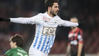 Der langjährige FCZ-Spieler Oliver Buff kehrt in die Schweiz zurück und spielt bis Ende Saison mit den Grasshoppers in der Challenge League