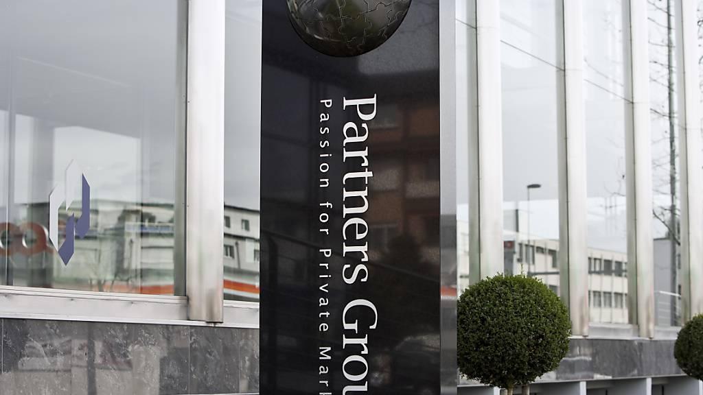 Partners Group steigert verwaltete Vermögen