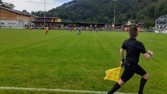Erst nach der Pause kam der FC Wohlen in die Gänge.