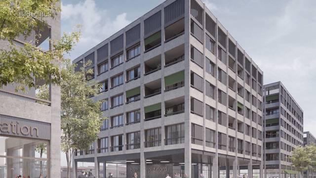BLS investiert 80 Millionen Franken in Bümpliz Nord