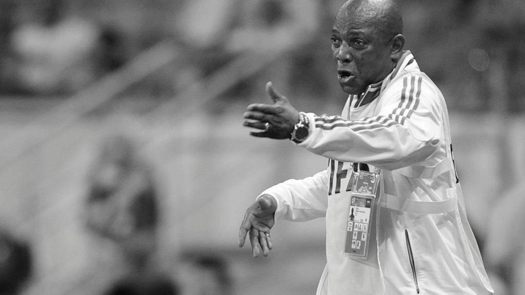Führte Nigeria an der WM 2014 in Brasilien als Coach in den Achtelfinal: Stephen Keshi (†)