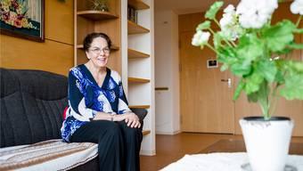 Die neue Pflegedienstleiterin Jeannette Bürki hat sich im Alters- und Pflegeheim Haus Eigenamt bereits gut eingelebt. Sandra Ardizzone