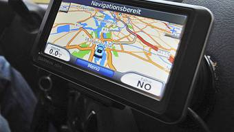 Ein Navigationsgerät (Symbolbild)