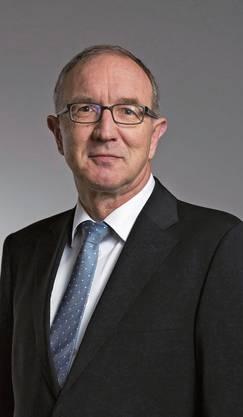 Niklaus Oberholzer, alt Bundesrichter und einst Laubers Chefaufseher.