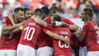 Nations League: Schweiz - Island, 08.09.2018