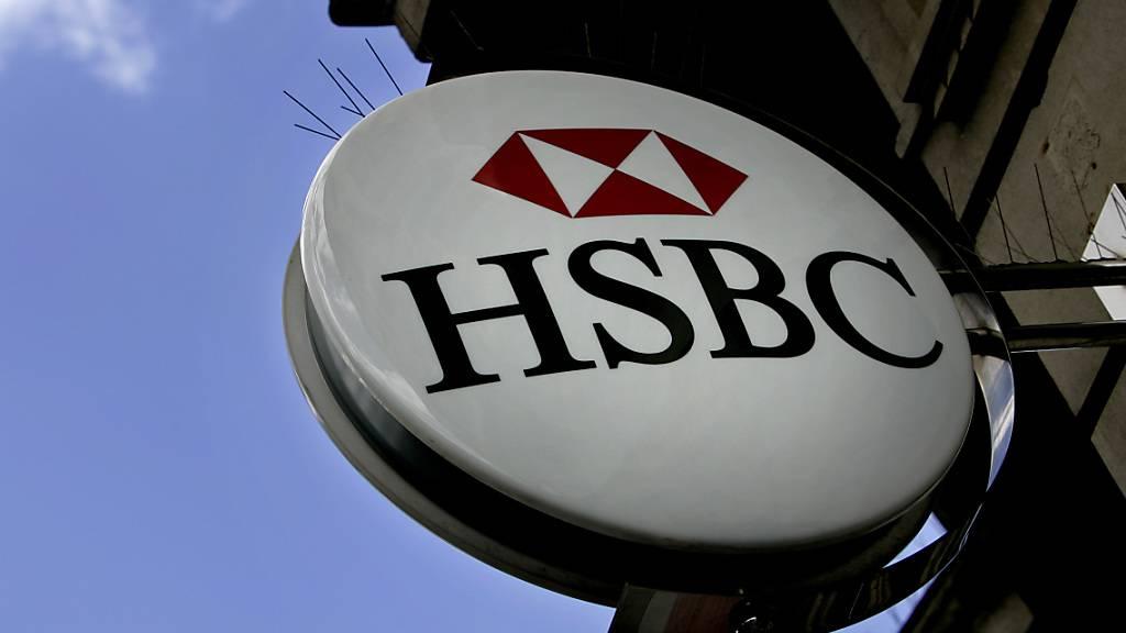 Gewinn von HSBC bricht ein
