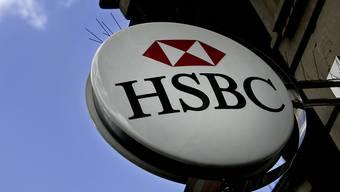 Die vor allem in Asien stark vertretene Grossbank HSBC kämpft mit dem schwierigen Umfeld (Archivbild).