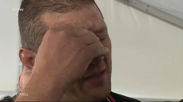 Ex-Spitzenschwinger Martin Grab hat vermutlich gedopt
