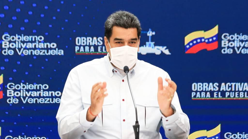 EU weitet Sanktionen gegen Unterstützer von Maduro aus