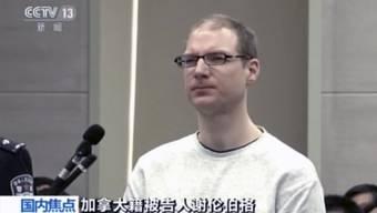 Kanada hat im Fall des in China zum Tode verurteilten Kanadiers Robert Lloyd Schellenberg um Milde gebeten. (Archivbild)