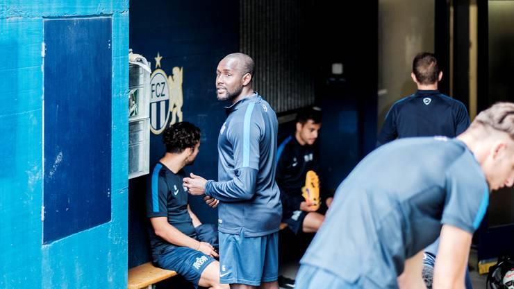 Gekommen, um mit dem FC Zürich etwas zu reissen: Adilson Tavares Varela, genannt Cabral.