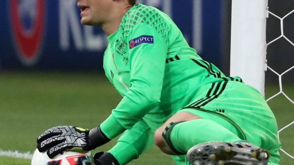 Manuel Neuer ist wie erwartet neuer Captain bei Bayern München