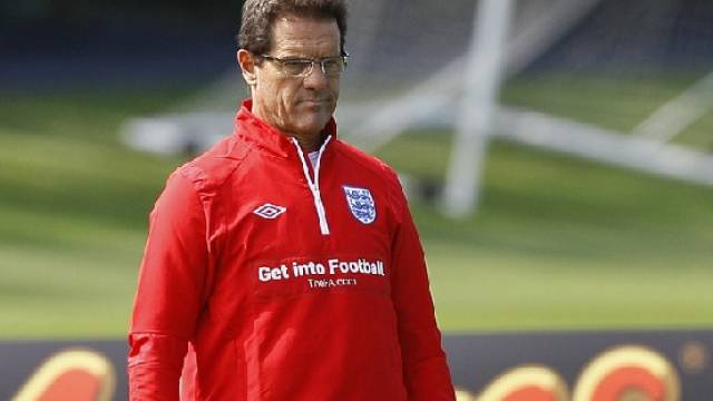 Fabio Capello will zweite Chance nutzen