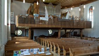 Die Orgel der Stadtkirche Liestal wurde revidiert. Nun steht sie in einem besonderen Festival im Fokus.