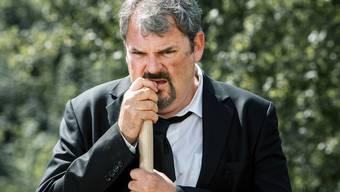 Mike Müller in der Rolle des Luc Conrad in der Kult-Serie «Der Bestatter».