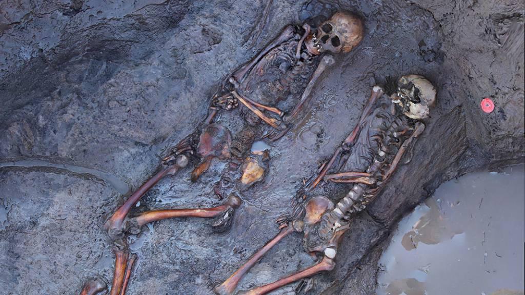 Forscher stellen grausige Todesfälle bei sibirischen Nomaden fest