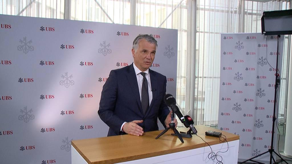 Sergio Ermotti tritt als Chef der Grossbank UBS zurück