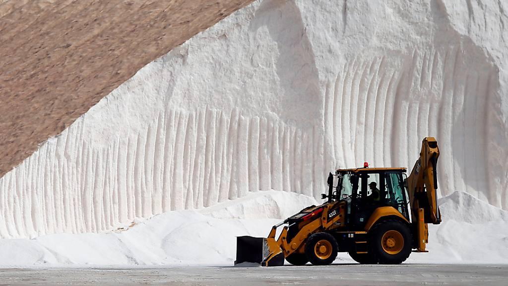 US-Lebensmittelbehörde will Salzkonsum der Amerikaner einschränken