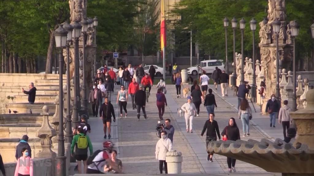 BAG setzt Spanien auf Quarantäneliste und erklärt Schwangere zu Risikopatienten