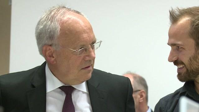 Nationaler Zukunftstag mit Johann Schneider-Ammann