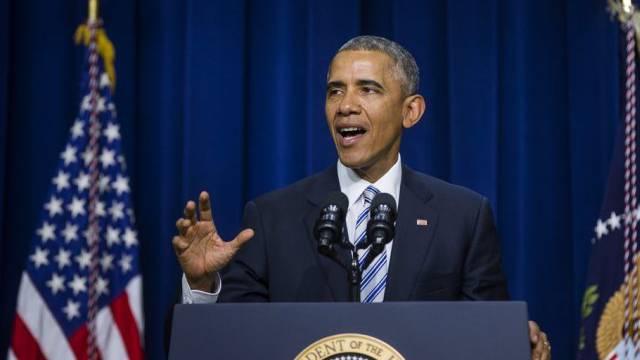 Obama spricht im Weissen Haus zu gewaltätigem Extremismus