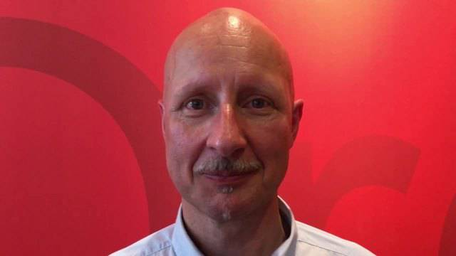 Limeco-Verwaltungsratspräsident Stefano Kunz im Interview nach dem Ja zum Landkauf.