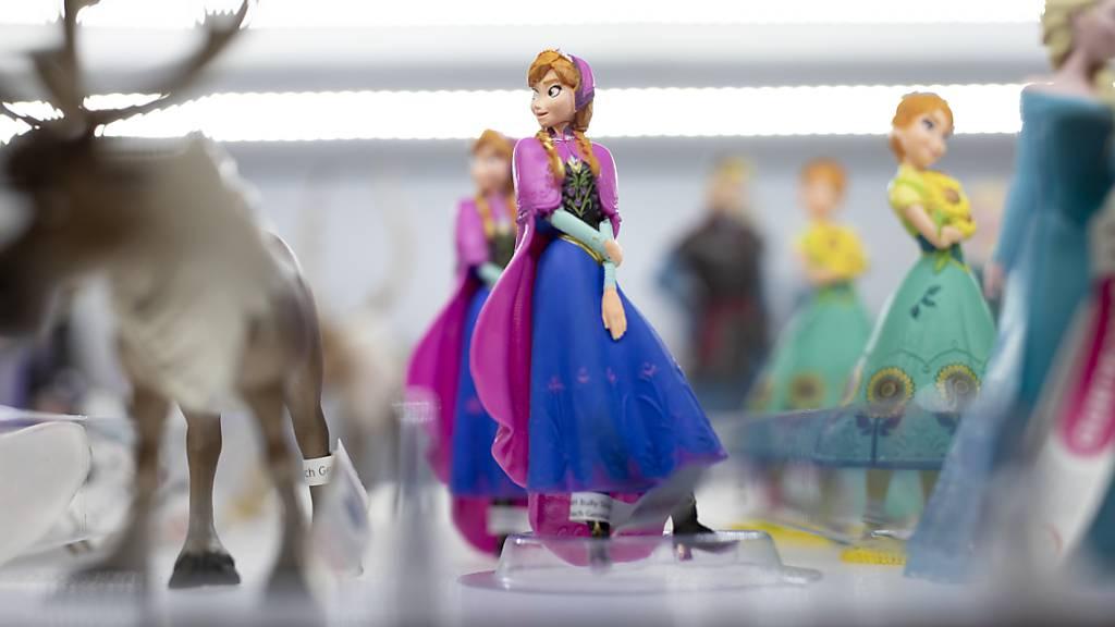 Spielzeugartikel kosten rund 25 Prozent weniger